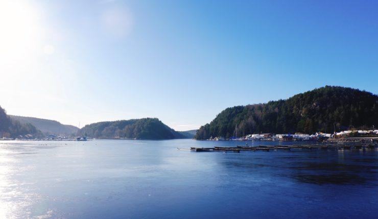 Lang thang ở Halden, Norway 02 2019